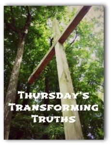 Thursday's Transforming Truths