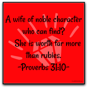Proverbs 31 10