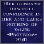 Proverbs 3111